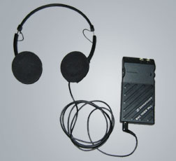 headset and receiver